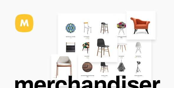 Merchandiser 1.9.18 - eCommerce WordPress Theme for WooCommerce
