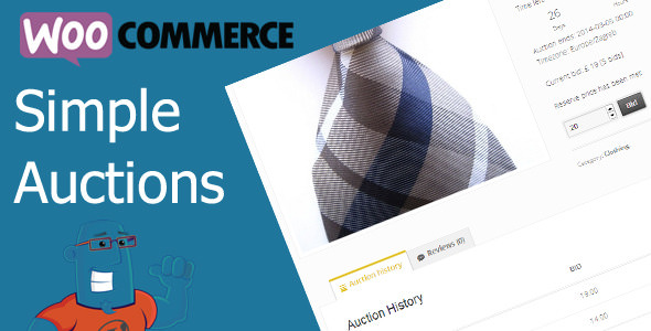 WooCommerce Simple Auctions 1.2.39