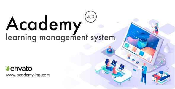 Academy 4.6 Nulled - Learning Management System