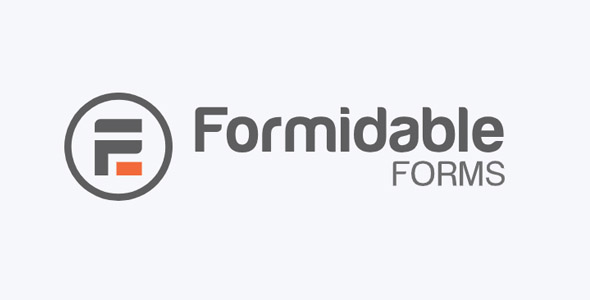 Formidable Forms Pro 4.08 - Advanced WordPress Forms Plugin