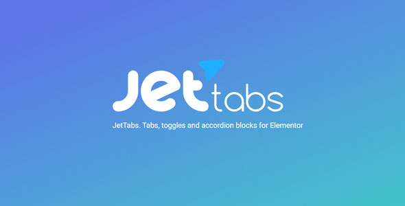 JetTabs 2.1.12 - Tabs, Toggles and Accordion blocks for Elementor