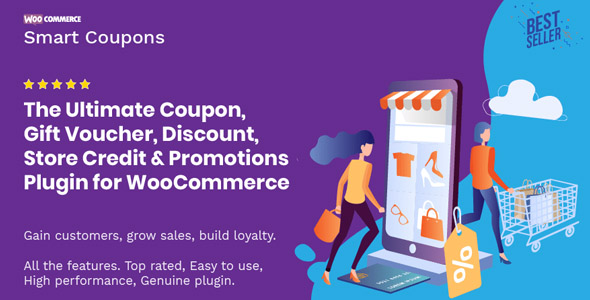 WooCommerce Smart Coupons 4.8.1