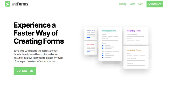 weForms Business 1.3.15 - Contact Forms for WordPress Plugin