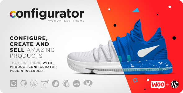 WP Configurator 1.2.3 - WooCommerce WordPress Theme