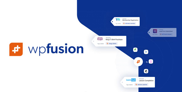 WP Fusion 3.36 Nulled - Marketing Automation for WordPress Plugin