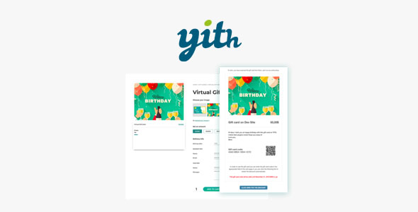YITH WooCommerce Gift Cards Premium(Nulled)