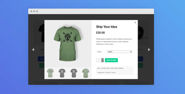 Iconic WooCommerce Quickview 3.4.15 Nulled
