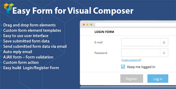 DHVC Form 2.2.4.2 - WordPress Form for WPBakery Page Builder