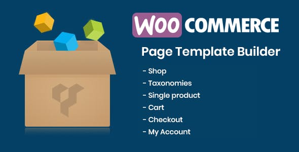 DHWC Page 5.2.18 - WooCommerce Page Template Builder