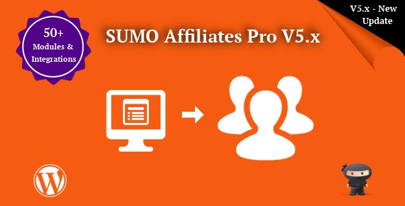 SUMO Affiliates Pro 6.8 - WordPress Affiliate Plugin