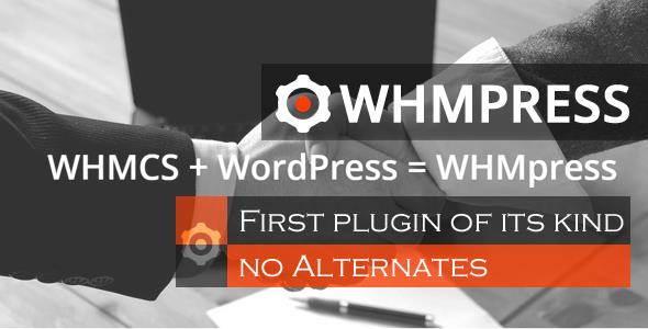 WHMpress 5.6 Revision 4 Nulled - WHMCS WordPress Plugin