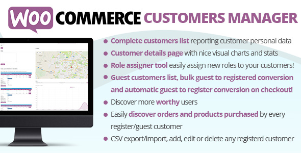 WooCommerce Customers Manager 27.1