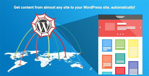 WP Content Crawler 1.10.1 Nulled - Grab Any Website Content To WordPress
