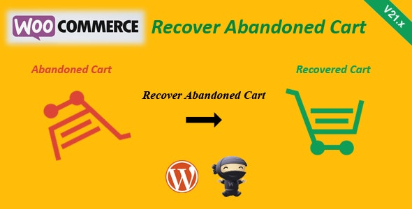 WooCommerce Recover Abandoned Cart 22.5