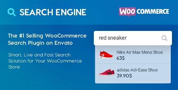 WooCommerce Search Engine 2.2.0