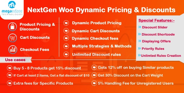 NextGen 5.08 Nulled - WooCommerce Dynamic Pricing and Discounts