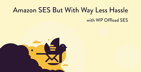 WP Offload SES 1.5.3 Nulled - AWS Simple Email Service Integration