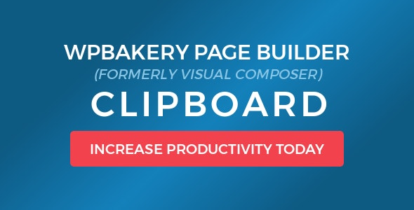 WPBakery Page Builder Clipboard 4.5.9