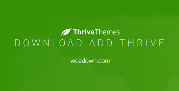 Download All Thrive Plugins 2020-09-27 - Nulled Free