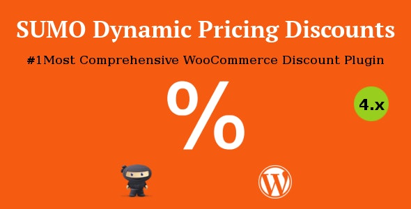 SUMO WooCommerce Dynamic Pricing Discounts 5.4