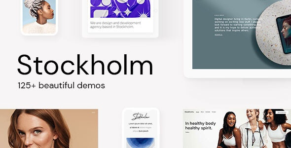 Stockholm 8.9 - A Genuinely Multi-Concept Theme