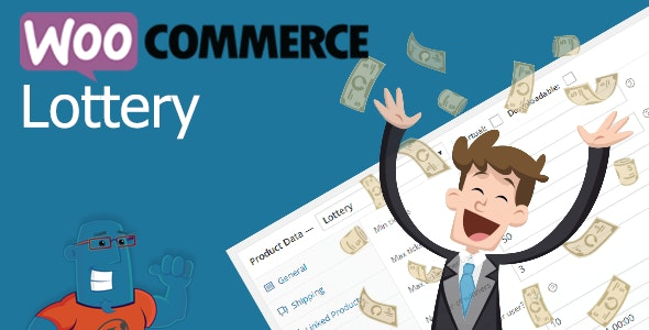 WooCommerce Lottery 2.0.4 - WordPress Prizes and Lotteries