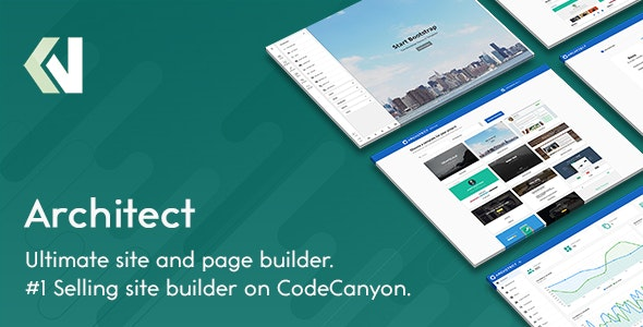 Architect 2.2.2 - HTML and Site Builder