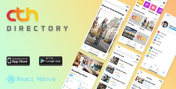CTH Directory 1.3.2 - React Native Mobile Apps