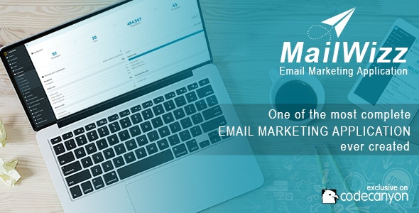MailWizz 1.9.32 Nulled - Email Marketing Application
