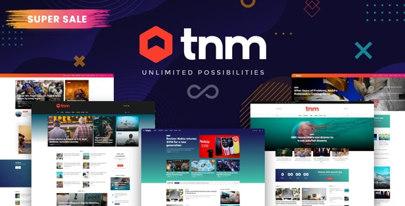 The Next Mag 1.3.1 - Ecommerce Magazine WordPress Theme