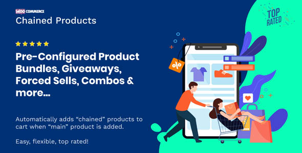 WooCommerce Chained Products 2.9.8