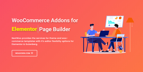 NextWoo Pro 2.0.1 - WooCommerce Addons For Elementor Page Builder