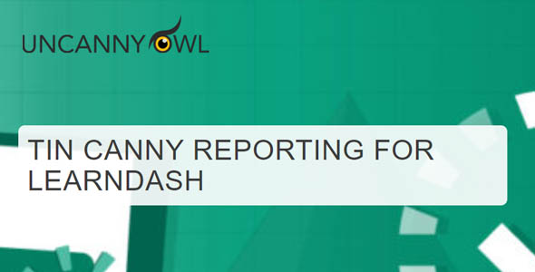 Tin Canny Reporting for LearnDash 3.5.1