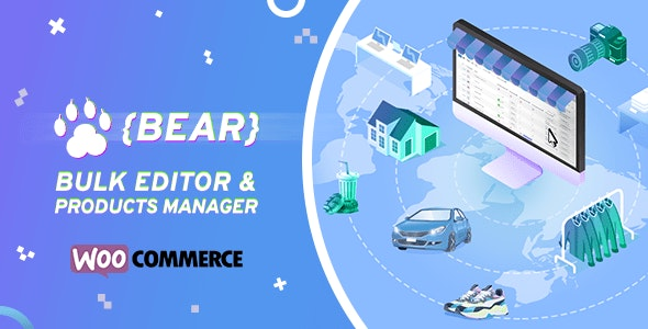 WOOBE 2.0.7 - WooCommerce Bulk Editor and Products Manager Professional