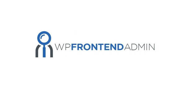WP Frontend Admin Premium 1.15.0.2 Nulled