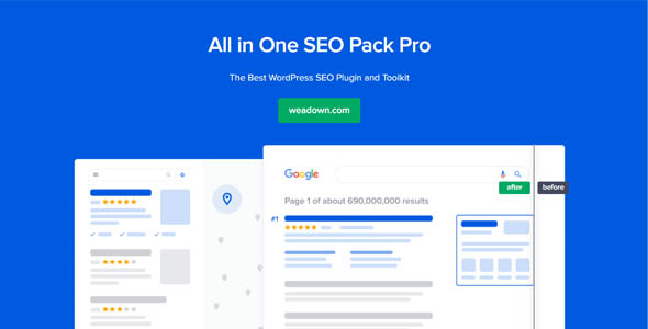 All in One SEO Pack Pro 4.0.12 Nulled - плагин для WordPress