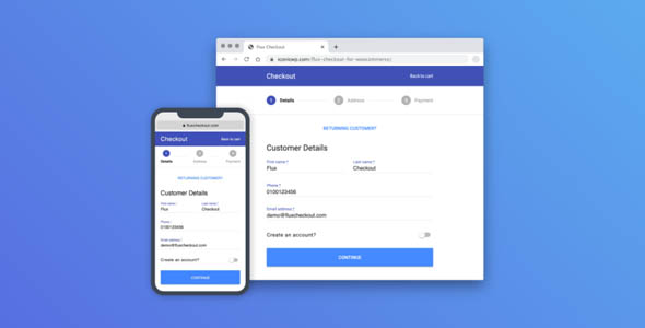 Iconic Flux Checkout for WooCommerce 1.3.0 Nulled