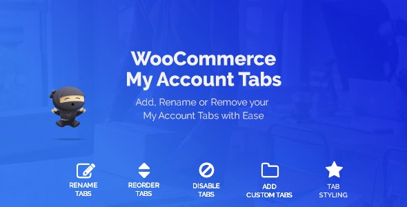 WooCommerce Custom My Account Pages 1.0.11