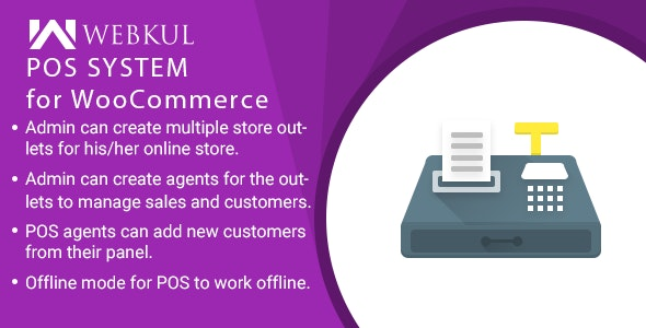 Point of Sale System for WooCommerce (POS Plugin) 3.5.0