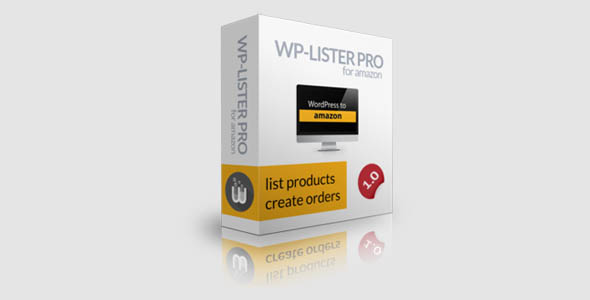 WP-Lister Pro for Amazon 1.9.2