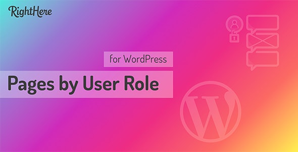 Pages by User Role for WordPress 1.6.1.98877