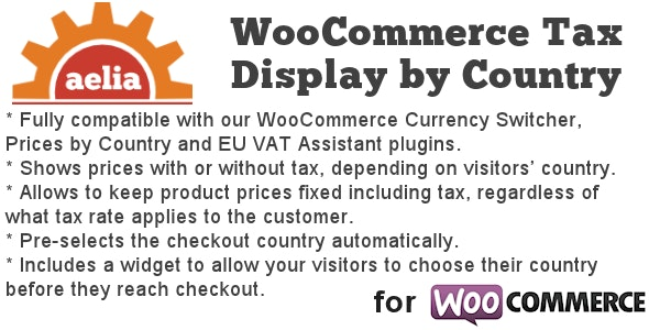 Tax Display by Country for WooCommerce 1.15.9.210317