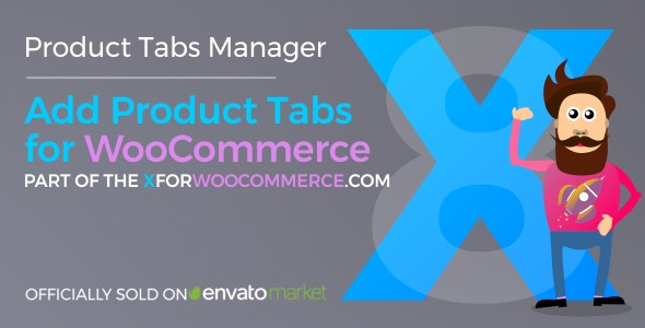 Add Product Tabs for WooCommerce 1.4.2