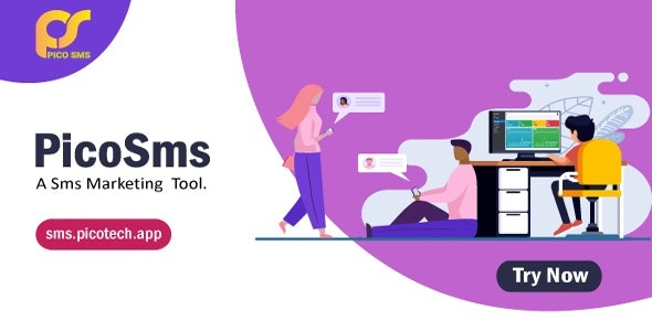 PicoSMS 2.3 - A SMS Marketing Tool