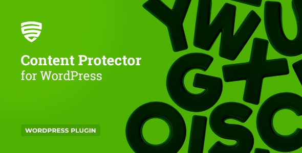 UnGrabber 3.0.3 - Content Protection for WordPress