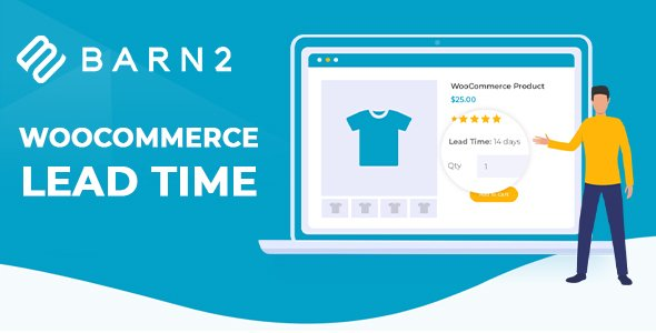 WooCommerce Lead Time 1.5.2 Nulled