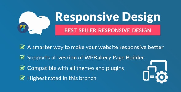 Responsive Pro 1.5.1 - Addons WPBakery Page Builder